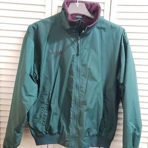 Columbia Men's Water Repellent Jacket M